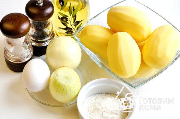 Драники картофельные фото к рецепту 1