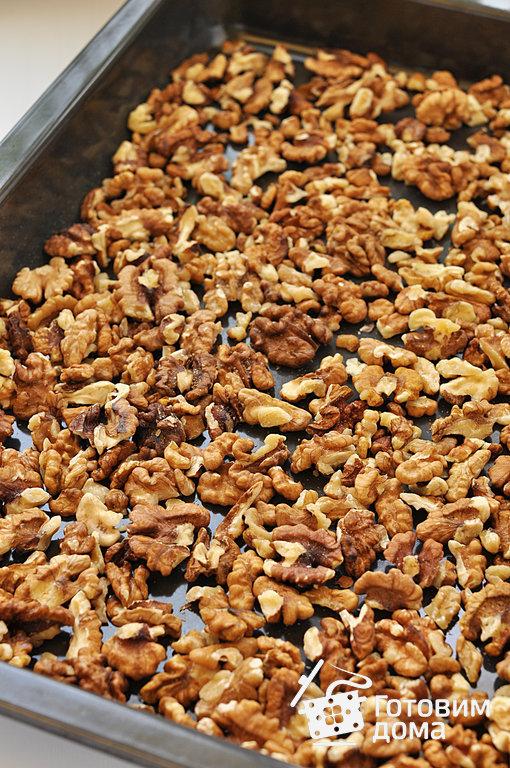 Пахлава медовая - пошаговый рецепт с фото на Готовим дома