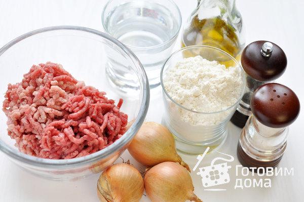 Крымские чебуреки фото к рецепту 1