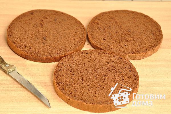 Шварцвальдский шоколадный торт черный лес рецепт