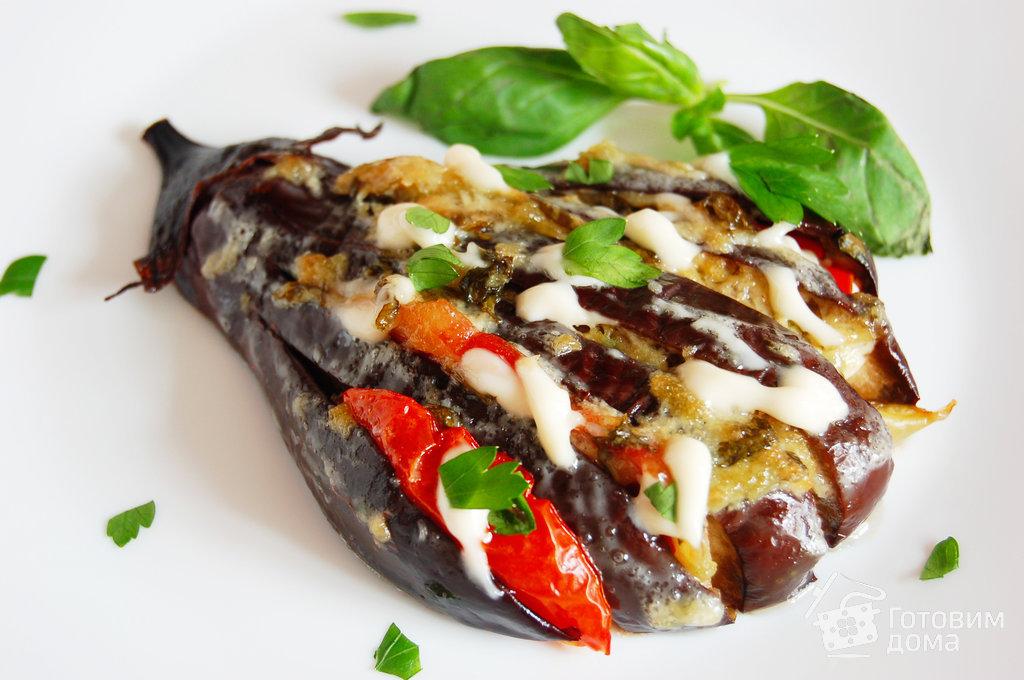 рецепт баклажаны жар-птица