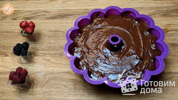 Нежный чизкейк в шоколадном кексе: рецепт необыкновенно вкусного десерта (Фото)