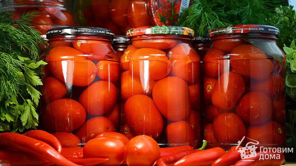 как замариновать помидоры сладкие