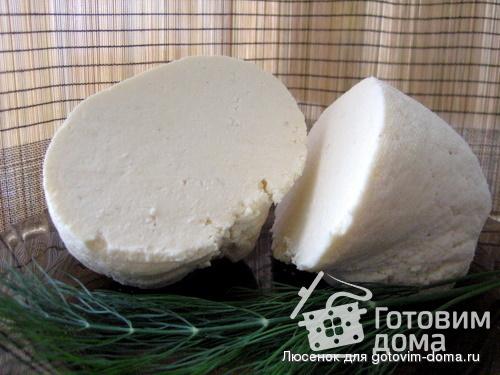 Как приготовить сыр брынза из творога