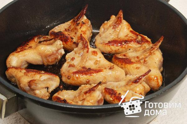 крылышки на решетке в духовке рецепт с фото