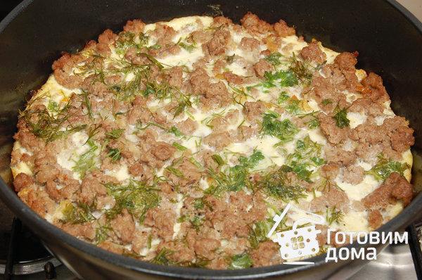 Картофельная запеканка с мясом фото к рецепту 5