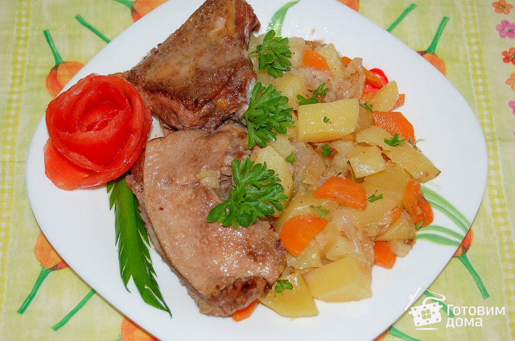 В духовке - Рецепты: Вкусно с ...
