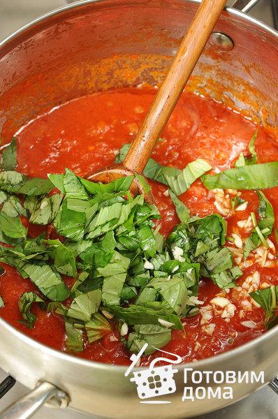 Томатный соус фото к рецепту 3
