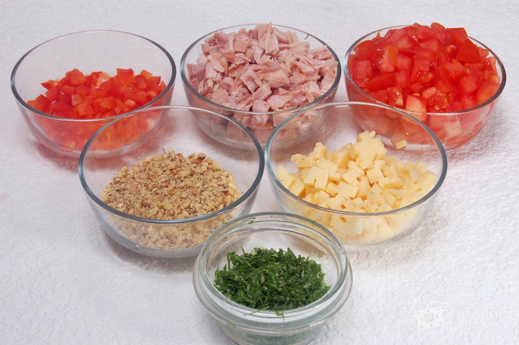зимний салат оливье рецепт классический с