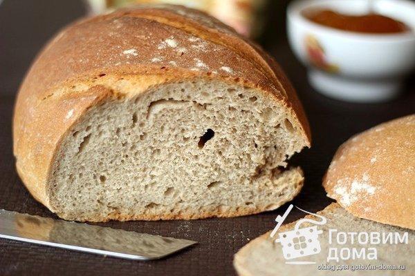 Рецепты хлеба с ржаной закваской