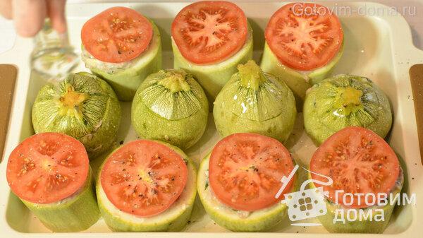 Фаршированные кабачки в духовке: рецепт вкусного и сытного ужина (Фото)