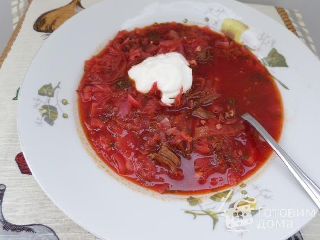 как приготовить суп со строго ной свинины
