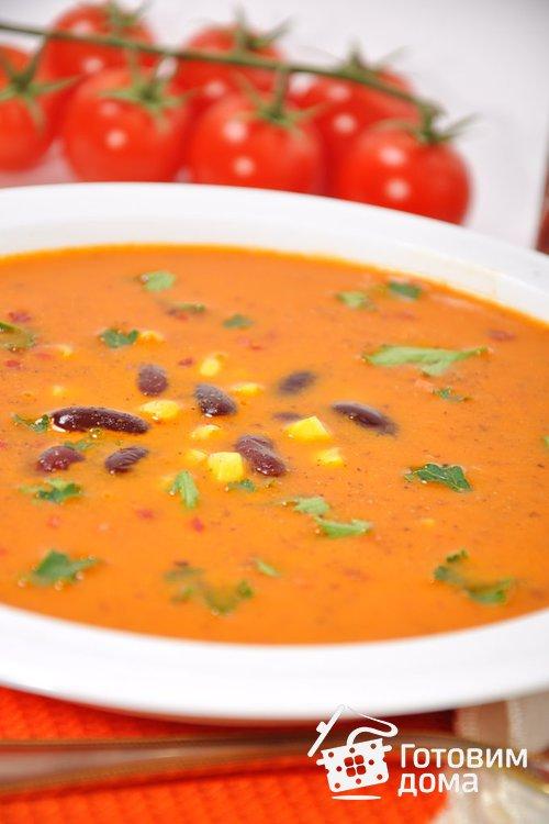 рецепты овощной суп пюре с курицей рецепт