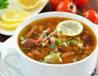 Готовим дома суп харчо рецепт