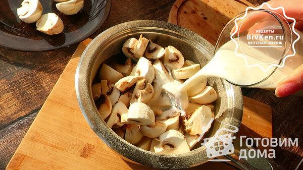 Грибной суп с шампиньонами за 10 минут: быстрый вариант любимого блюда (Фото)