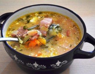 Суп для детей от года рецепты с фасолью
