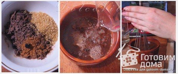Xocoatl - Горячий шоколад индейцев майя фото к рецепту 3