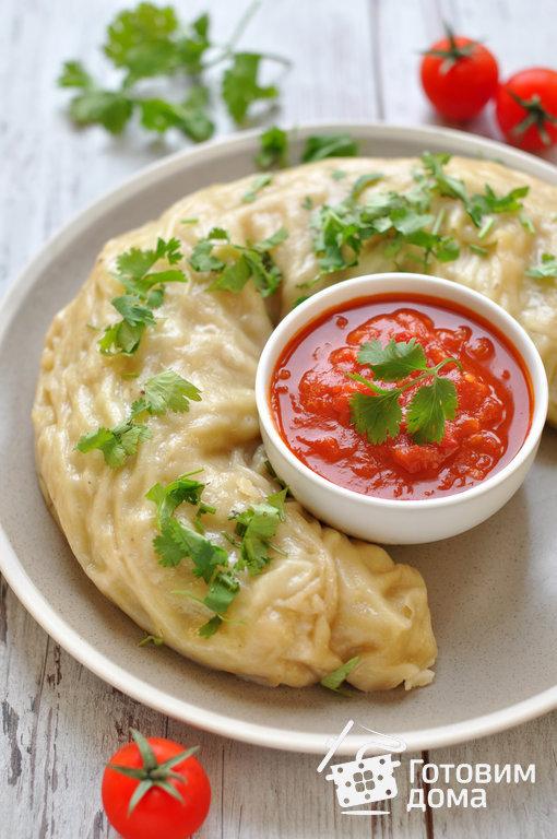 Рецепт ханум с картошкой пошагово