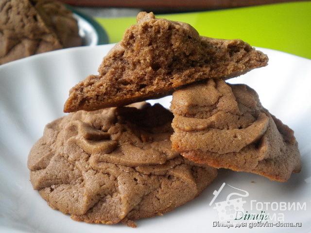 Печенье шоколадное венское