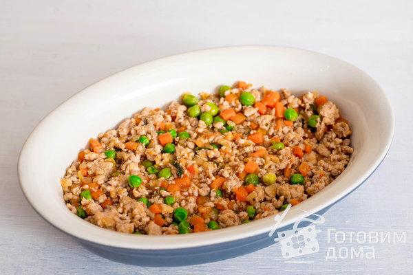 Картофельная запеканка с мясом (Пастуший пирог), пошаговый рецепт с фото