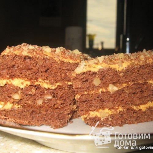 Торт золотой ключик рецепт