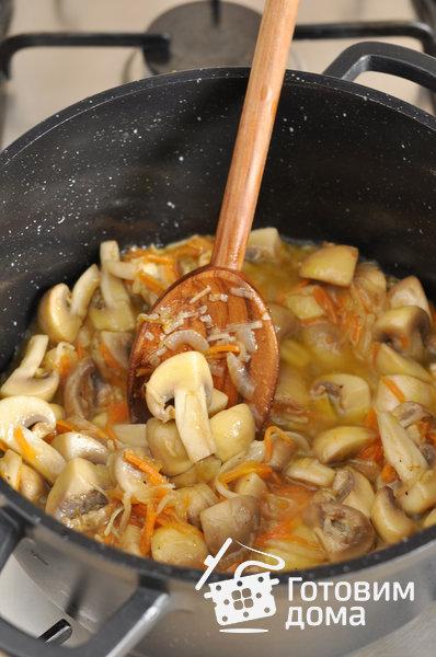 Гусь, фаршированный гречкой и грибами - пошаговый рецепт с фото на Готовим дома