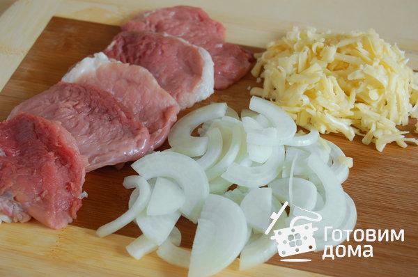 Мясо по-французски фото к рецепту 1