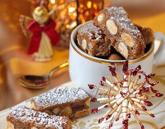 Panforte di Siena - Итальянские рождественские сладости