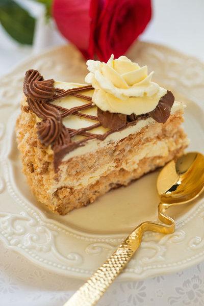 Киевский торт фото к рецепту 29