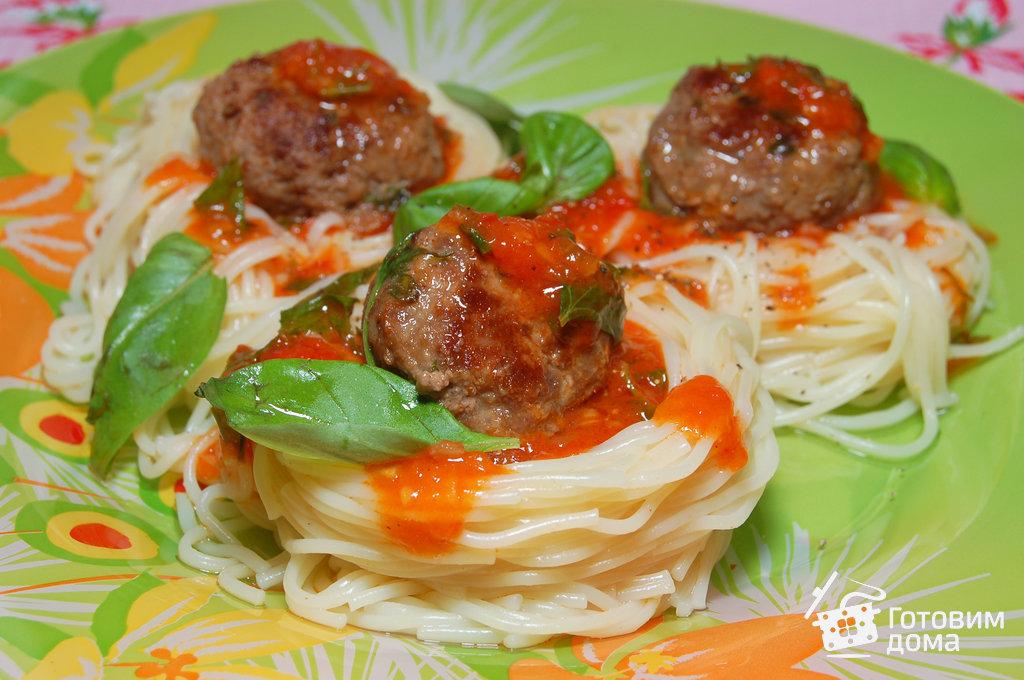 фрикадельки из салаки в томатном соусе фото-рецепт