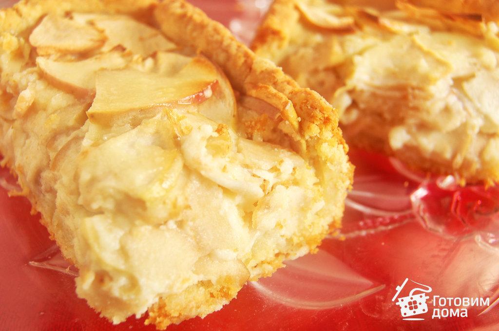 Цветаевский яблочный пирог видео