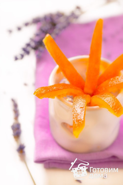 Цукаты из апельсиновых корок - пошаговый рецепт с фото на ... легкий салат с курицей