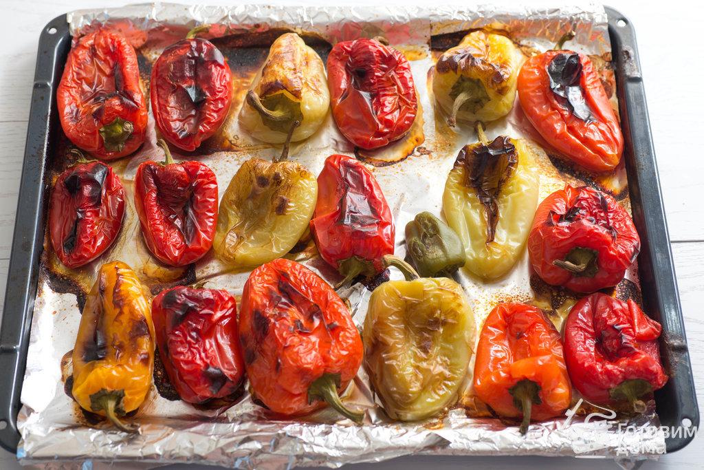 перец запеченный в духовке на зиму рецепты