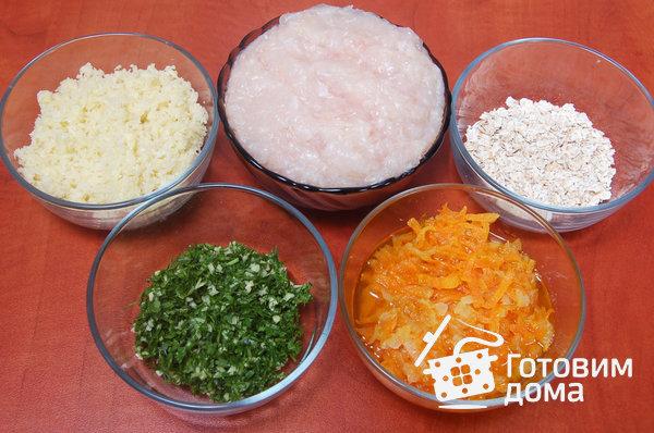 Котлеты из геркулесовых хлопьев рецепт с фото