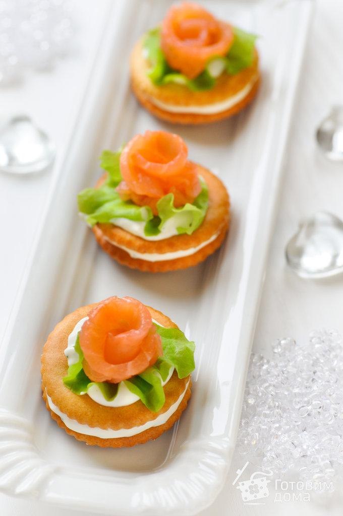 салаты сыром и маскарпоне с Закуски