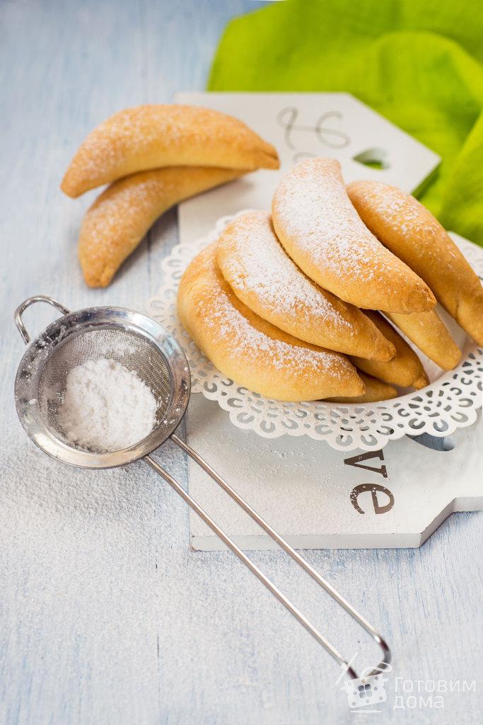 Творог и банан - пошаговый рецепт с фото на Повар. ру