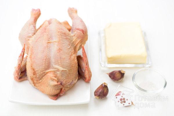 Цыпленок табака фото к рецепту 1