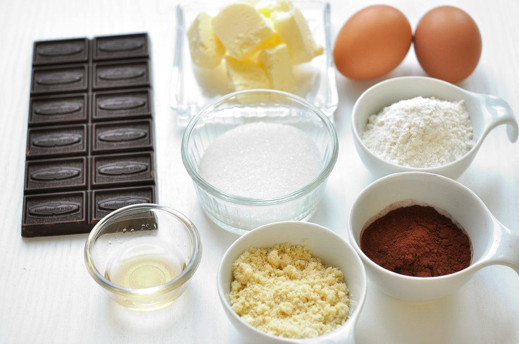 Шоколадный фондан - пошаговый рецепт с фото на Готовим дома