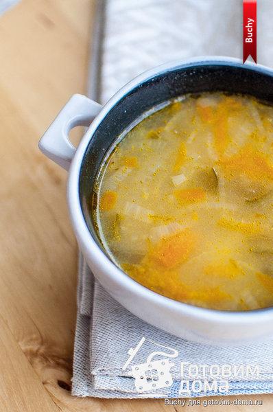 Суп геркулесовый с курицей