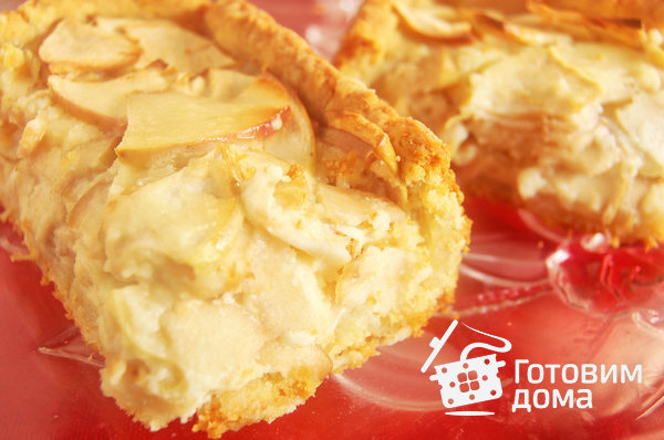 цветаевский яблочный пирог рецепт с фото в духовке с