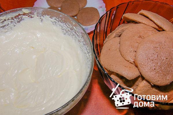 """Торт """"Черепаха"""" фото к рецепту 2"""