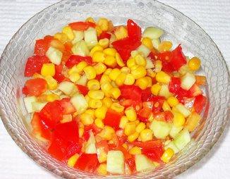 Салат из помидоров с луком - Рецепт с фото на Готовим дома