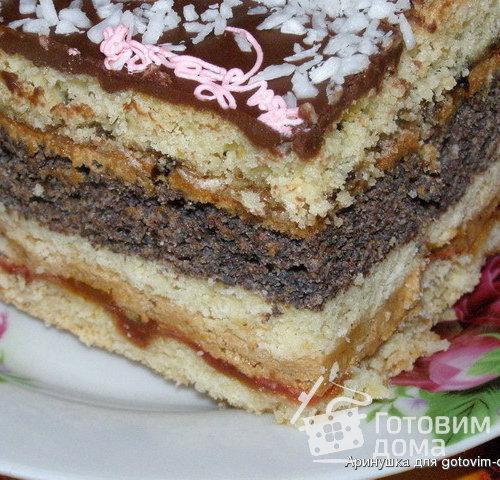 Торт изабелла и рецептом
