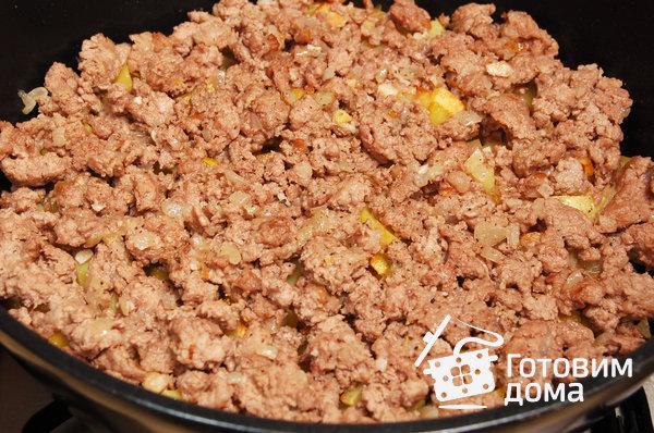 Картофельная запеканка с мясом фото к рецепту 2