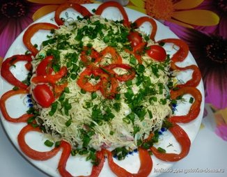 салат баклажановый рай рецепт