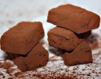 Шоколадные конфеты с бэйлисом