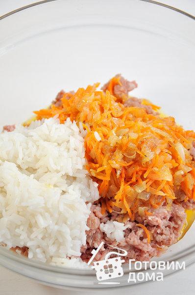 Перец, фаршированный мясной начинкой фото к рецепту 2
