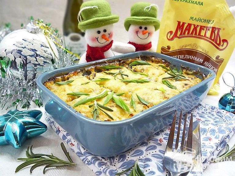 Диетические блюда из куриной грудки с цветной капустой — 6