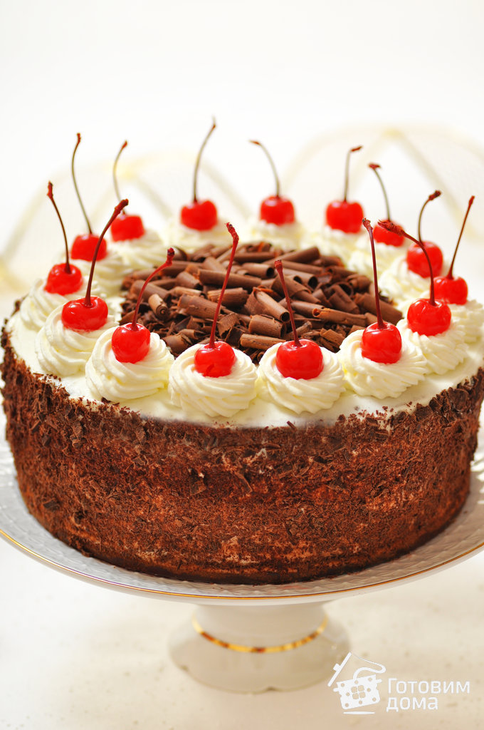 як спекти торт на д рождение рецепт пошагово фото