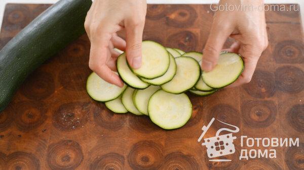 Оригинальный рецепт кабачкового рулета: просто и вкусно (Фото)